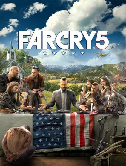 دانلود far cry 5