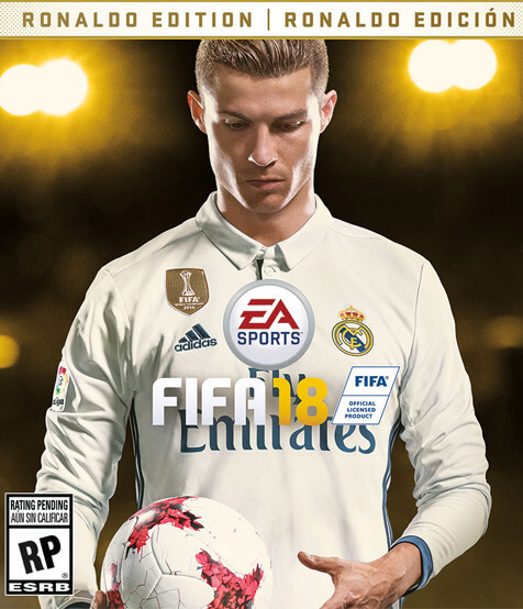 دانلود کرک معتبر بازی جدید FIFA 18 – کرک STEAMPUKS اضافه شد