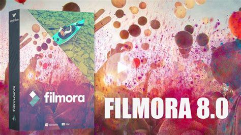 دانلود Wondershare Filmora v8.7.0.2 x64 – نرم افزار ویرایش ویدئو