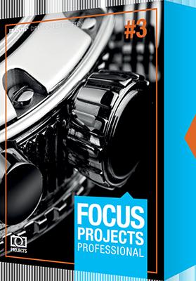 دانلود کرک Franzis FOCUS Projects Professional v4.42