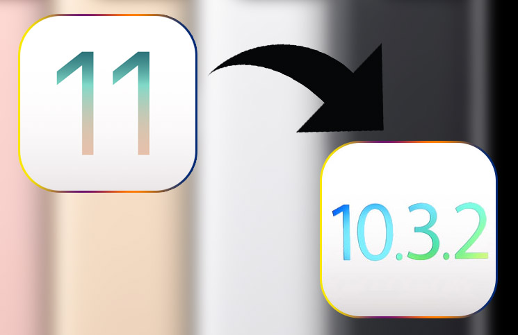 آموزش دانگرید کردن آیفون و آیپد از iOS 11 به iOS 10.3.3