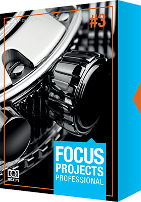 دانلود کرک Franzis FOCUS Projects Professional v4.42