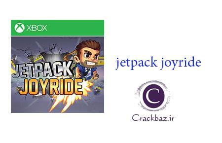معرفی بازی jetpack joyride برای ویندوز فون