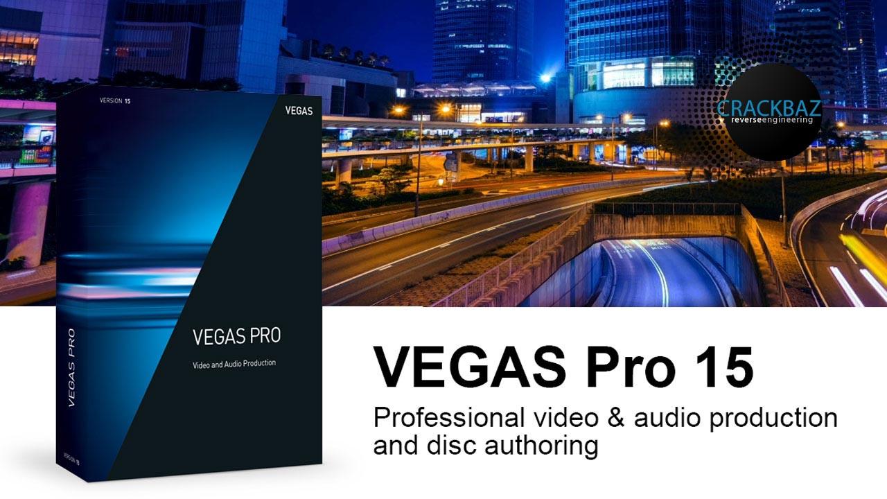 دانلود کرک MAGIX Vegas Pro v15.0.0 Build 216 – نرم افزار استودیوی دیجیتال ویرایش و تدوین فیلم ها و کلیپ های با کیفیت